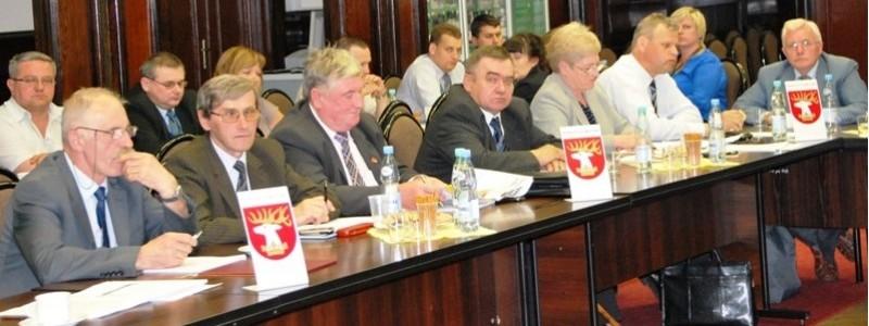 XXXIII sesja Rady Powiatu