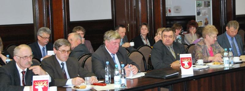 Po XXX sesji Rady Powiatu w Lublinie