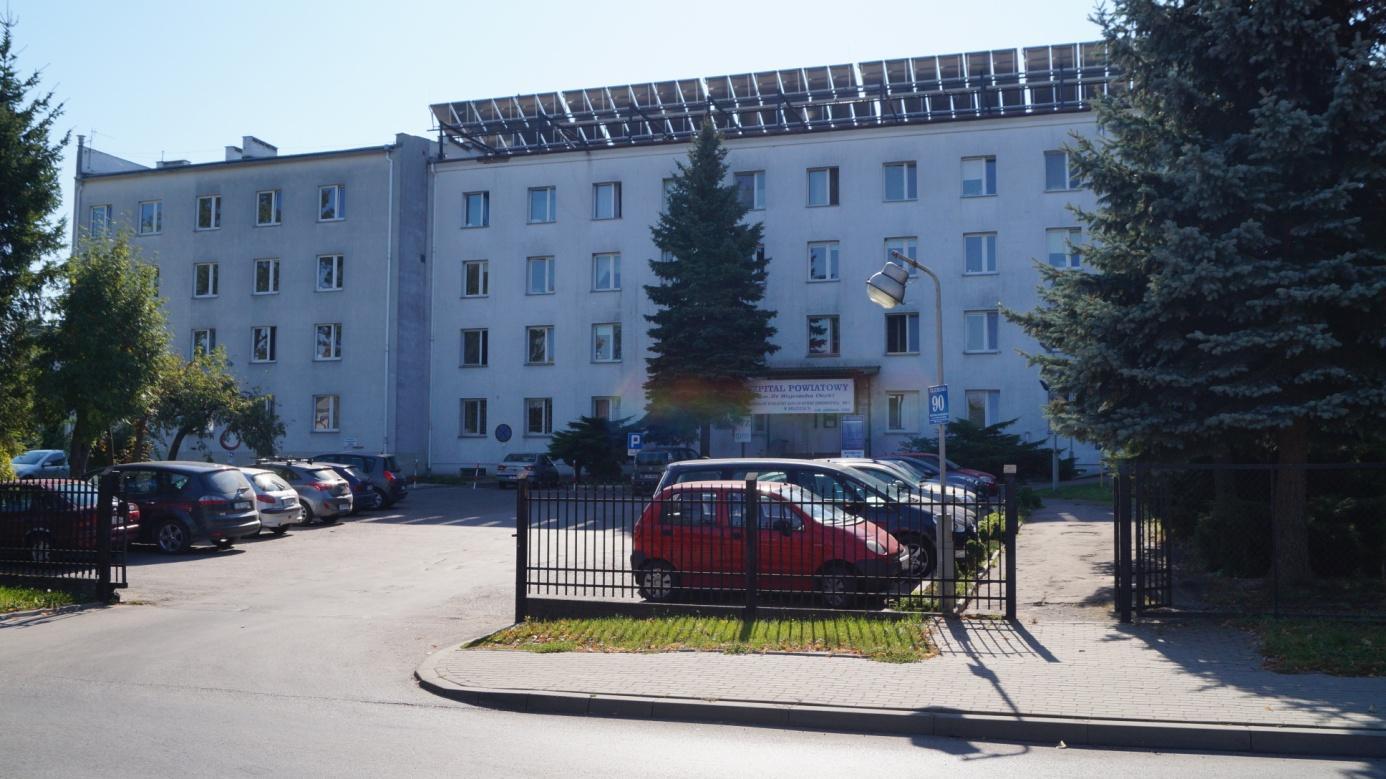 SP ZOZ Nr 1 w Bełżycach ze Szpitalem Powiatowym  im. Dr Wojciecha Oczki jest w sieci szpitali