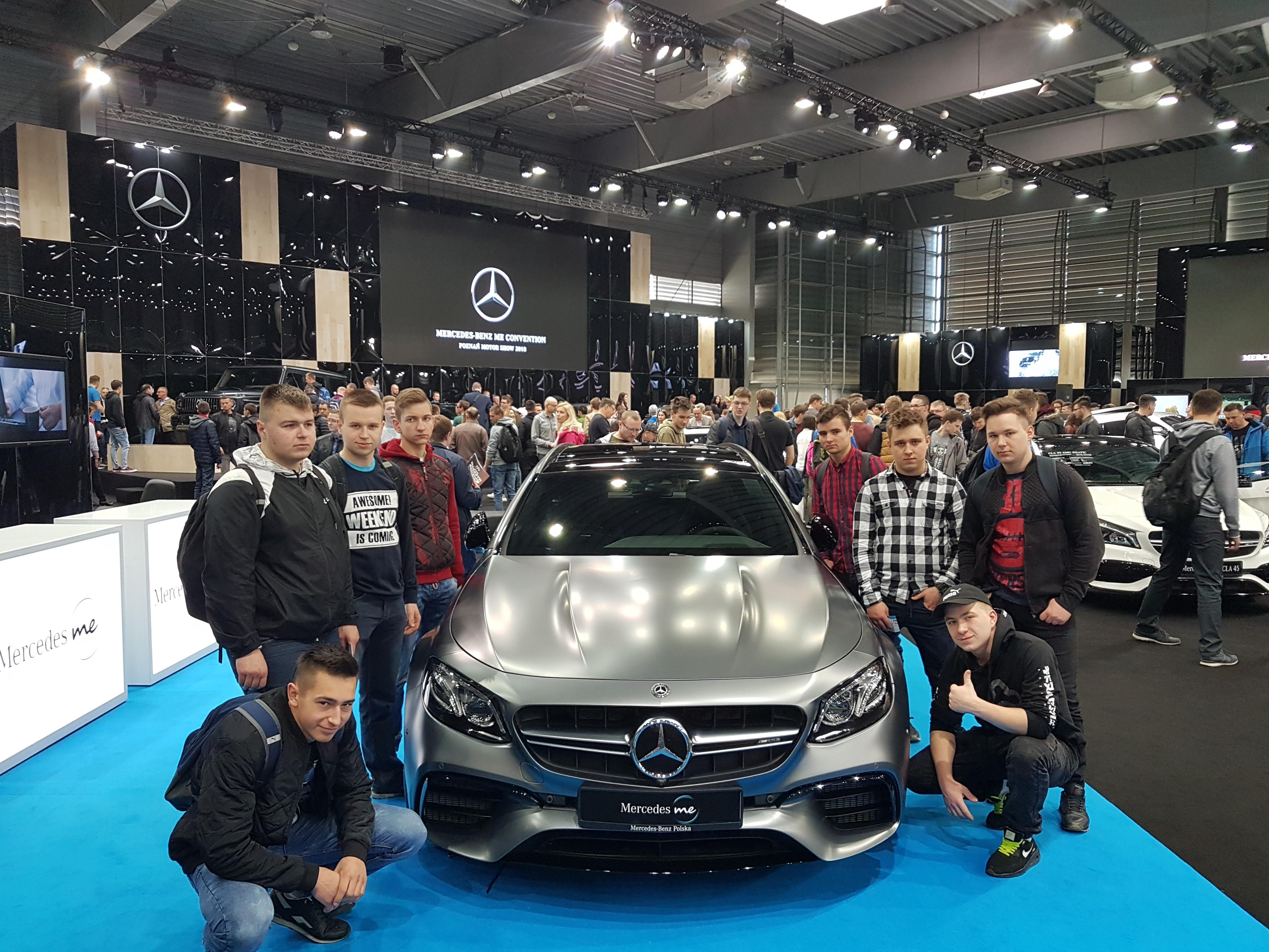 Motoryzacyjna ekstraklasa…czyli Motor Show 2018