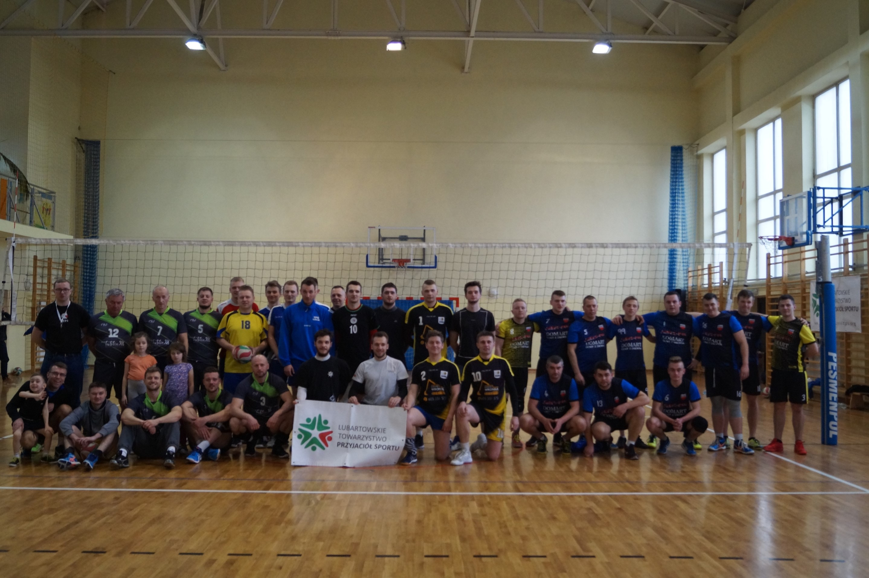 Turniej rejonowy I Amatorskich Mistrzostw Województwa Lubelskiego w piłkę siatkową w Niemcach rozstrzygnięty!
