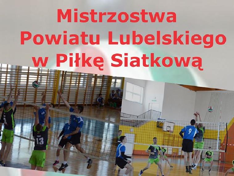 Mistrzostwa Powiatu Lubelskiego w piłkę siatkową
