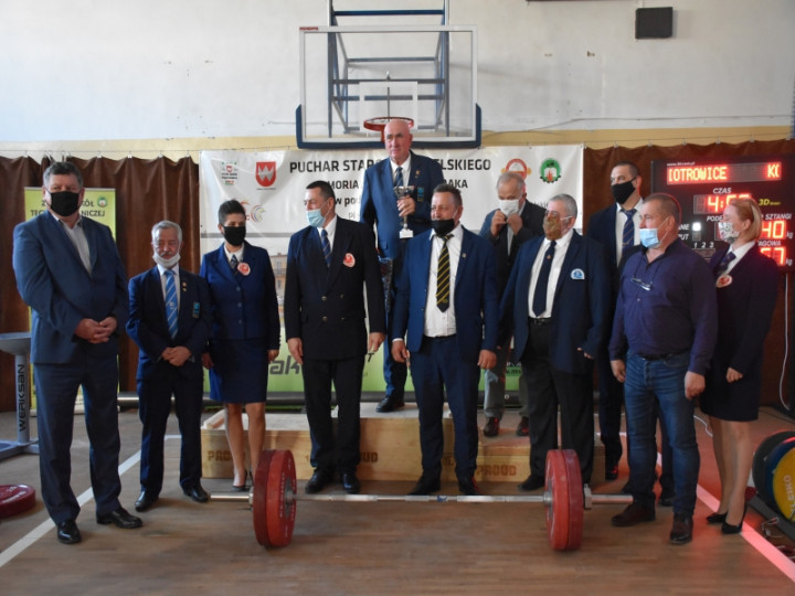 Turniej o Puchar Starosty Lubelskiego w Podnoszeniu Ciężarów