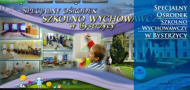 Specjalny Ośrodek Szkolno-Wychowawczy  w Bystrzycy