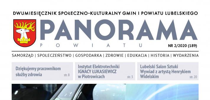 Panorama Powiatu NR 2/2020 (189)