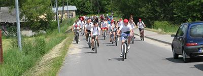 Szlak rowerowy Gmina Głusk