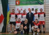 Zwycięska ekipa KWP w Lublinie