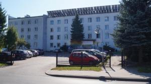 Szpital Powiatowy im dr w. Oczki w Bełżycach.